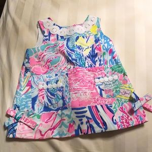 Lily Pulitzer baby dress